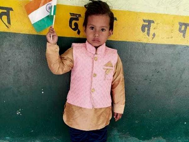 3 Years Old Yogeshwar Mishra Needs Your Help Fight Neuroblastoma (stage 4)