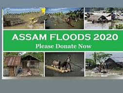 Save Assam |Flood Relief, Food, Shelter &Medical
