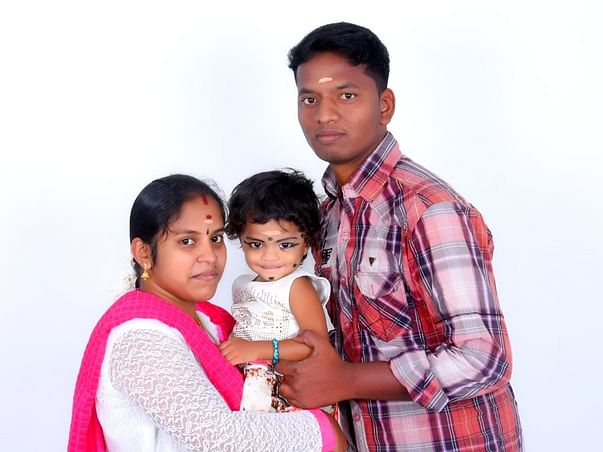 30 Years Old Alagu Raja Needs Your Help To Fight For Liver Faliure And Needed Liver Transplant