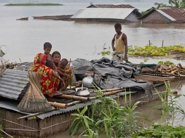 Help for Flood Affected Families