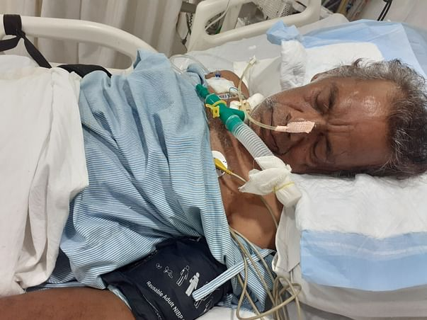 Help my father recover from brain stroke
