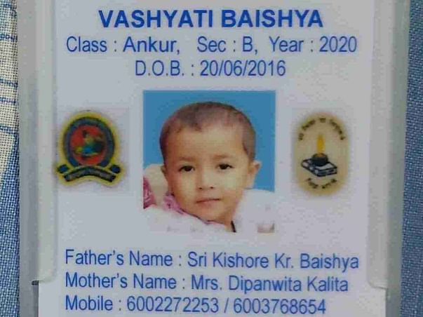 4 Years Old Bhashyati Needs Your Help To Recover From  Blood Cancer