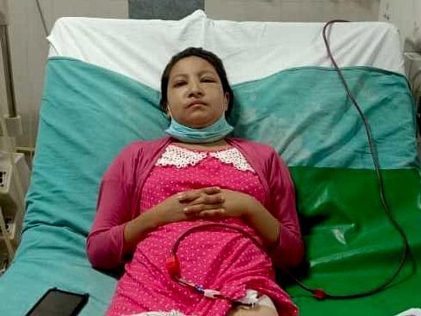 27 years old Priyanka needs your help fight Kidney transplantation