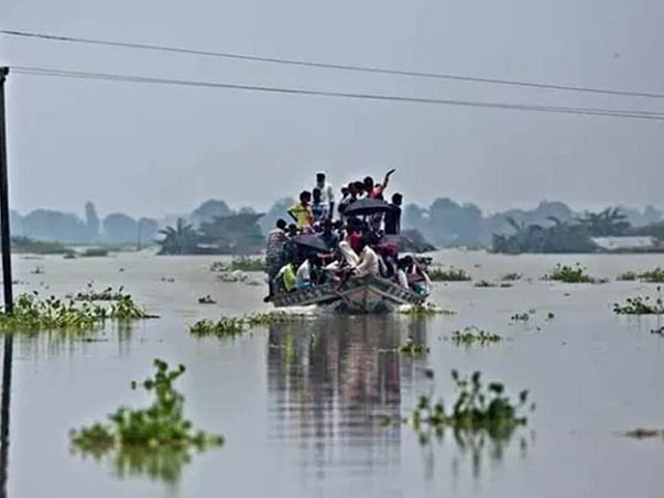 Falcons For Assam Floods