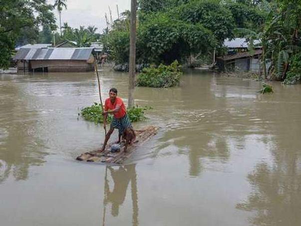 Falcons For Assam Floods