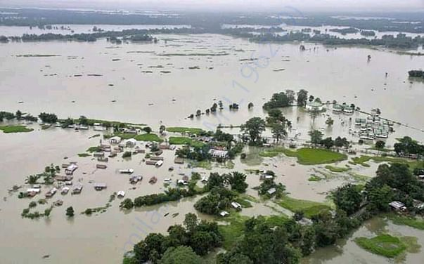 Assam need helping hands in this Worst Flood Situation