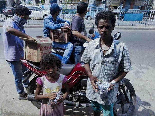 FoodForAll Campaign and Health&Hygiene Suraksha