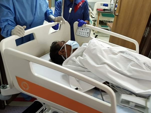 Help my father for heart surgery