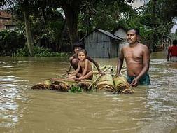 Help flood affected people of Assam & Bihar