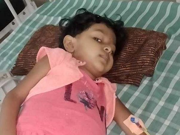 Help My Friend Lokesh's Daughter Undergo Liver Transplantation