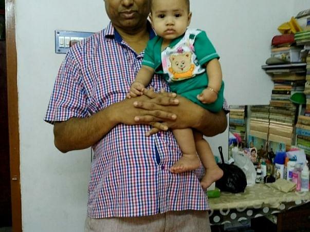 41 Years Old Dibakar Majumder Needs Your Help Fight Blood Cancer