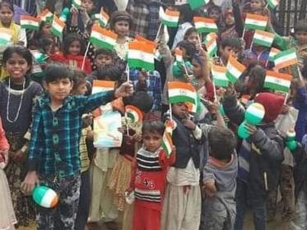 Share Happiness with Pakistani Hindu Refugee Families in Delhi