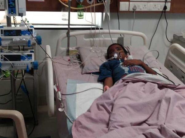 8 years old Killada Sudheer needs your help fight Cancer (Acute Leukemia)