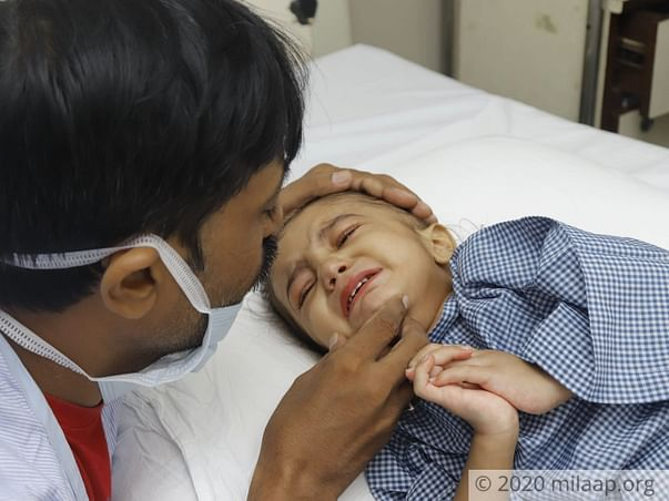 Support Divyansh fight/recover from Acute Leukemia