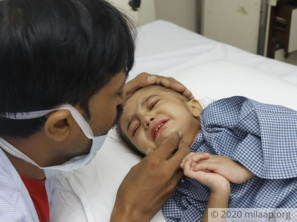 Support Divyansh recover from Acute Leukemia