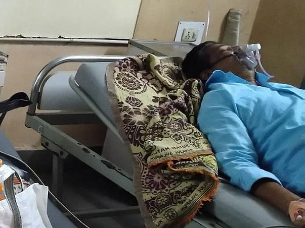 My Father Needs Your Urgent Support In Fighting Respiratory Distress Syndrome