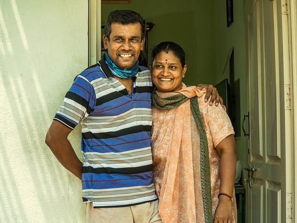 Help Venkatesan's daughters continue their dreams after his demise