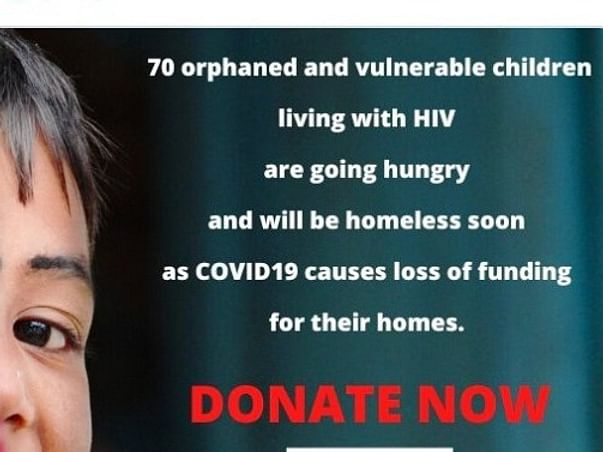 Urgent support for Orphaned HIV +ve Children of Freedom Foundation