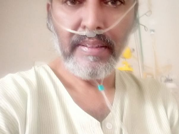 Support Sayed Recover From Covid-19