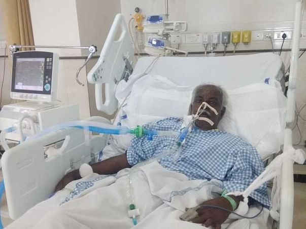 Help my uncle to fight with Multiple organ failure