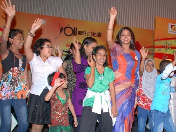 Help Children With Cancer And Their Families With Neetu Chandra