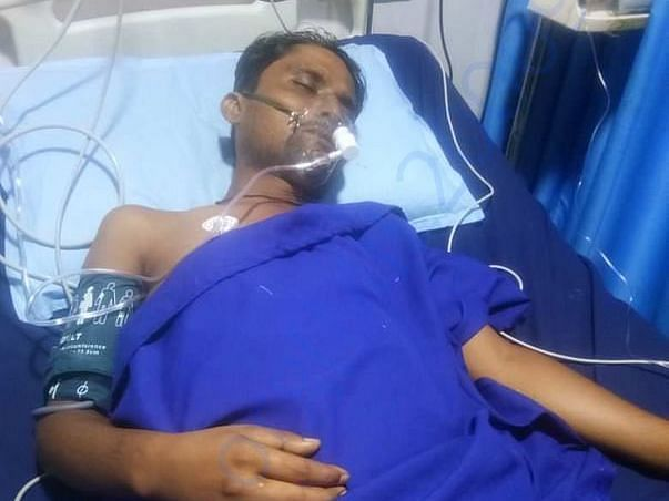 35 Years Old Ghalib Khan Needs your Help Fight Liver Cirrhosis