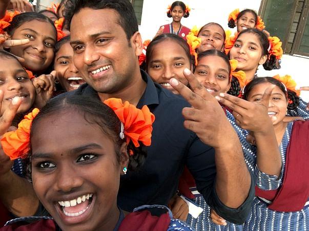 A quantum leap for a dalit boy into Cambridge University - Raise Funds