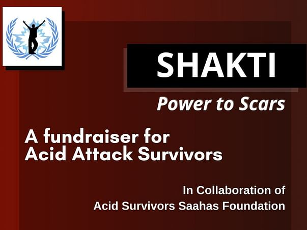"""SHAKTI - Power To Scars"""