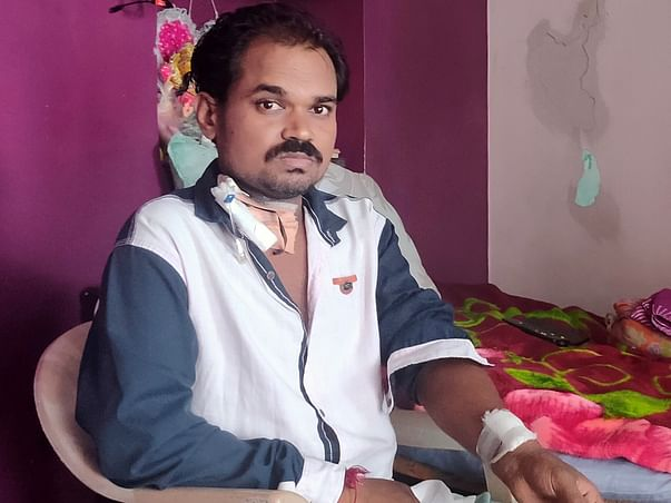 Help my friend Ashish struggling with Kidney Failure