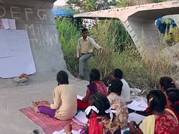 Help This School Under The Flyover Slab Get A Classroom