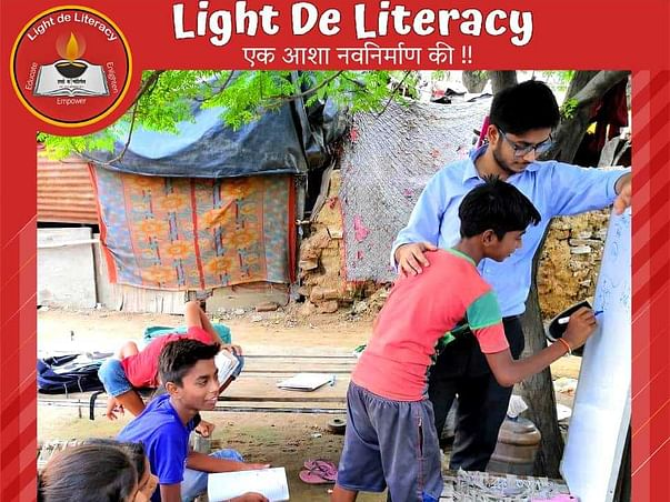 SUPPORT DAILY WAGE WORKERS AND UNDERPRIVILEGED CHILDREN's EDUCATION.