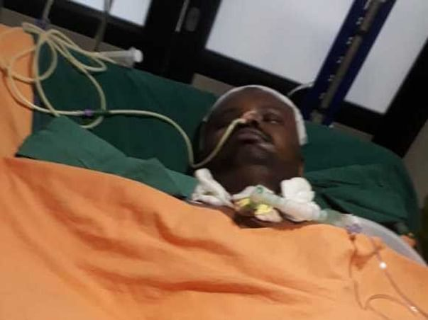My Friend Needs Your Urgent Support In Fighting Road Traffic Accidents With Polytrauma