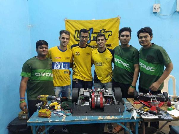 Help Us To Represent India At International Robotics Competiton