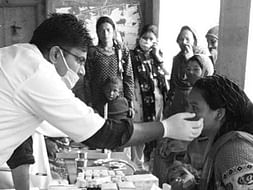 Help the Doctors to serve the needy people in Himalayas.