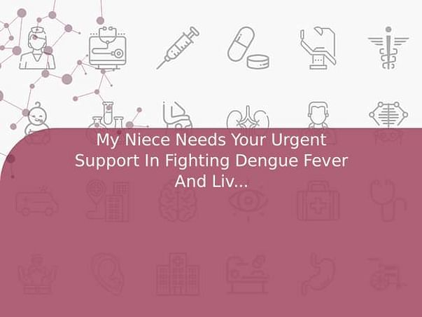My Niece Needs Your Urgent Support In Fighting Dengue Fever And Liver Infection