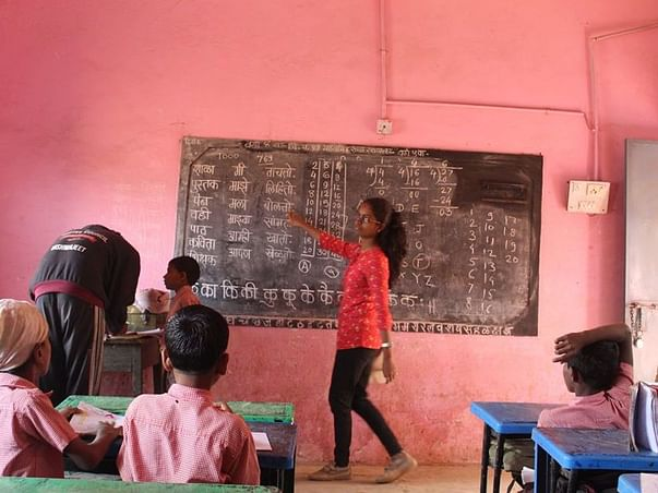 Support us for quality education of tribal student .