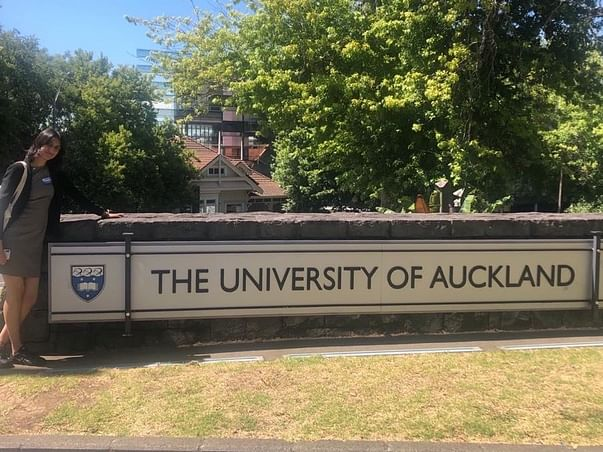 Support Arshveen to study at University of Auckland