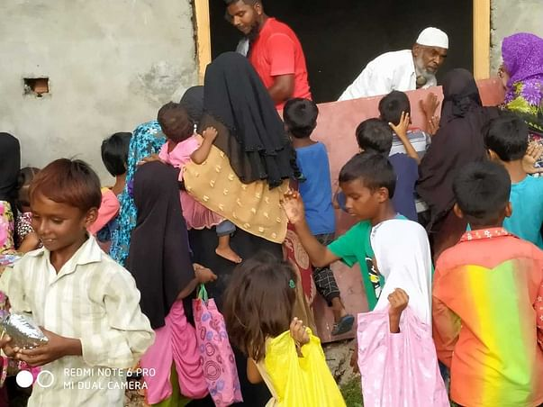 Support Orphanage Kids To Get Basic Needs