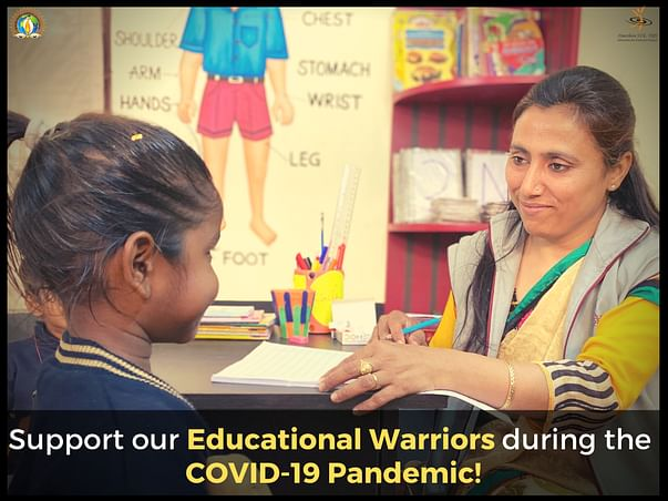 Support our Educational Warriors during the COVID-19 Pandemic!