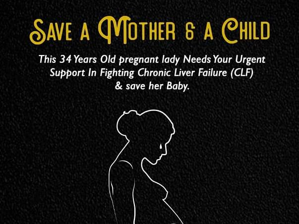 This 34 Years Old Needs Your Urgent Support In Fighting Chronic Liver Failure (CLF)