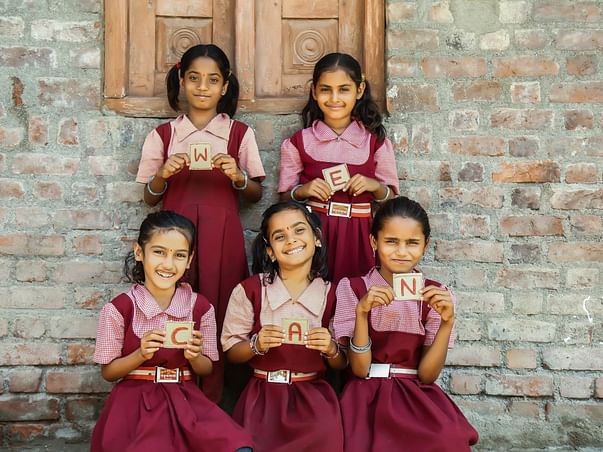 Campaign Red Dot: Help fund sanitary products for rural girls in Beed.