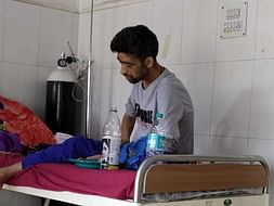 Help Mushtaq's Family who has lost everything in treating his Cancer