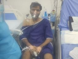 32 Years Old Syed Taufeeq Needs Your Help To Fight For Lung Faliure
