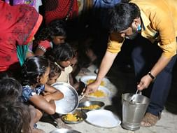Food and Shelter For Flood hit victims
