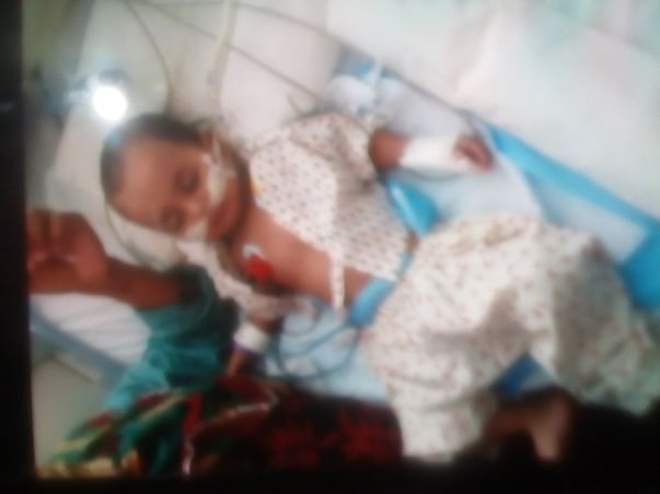 This 1 Year Old Needs Your Urgent Support In Fighting Cardiomyopathy