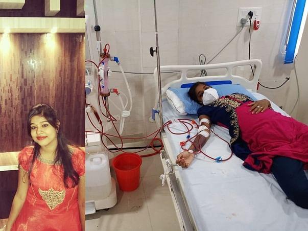 Support Seema Kumari Recover From Kidney Failure