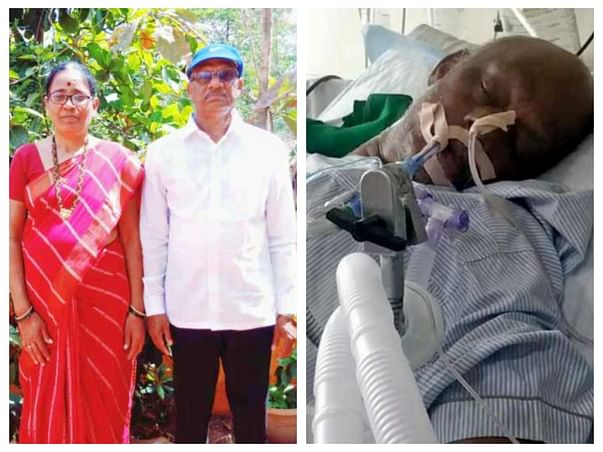 Support Dattatray Bhosle Recover From Left lung Fibrosis,Pneumothorax