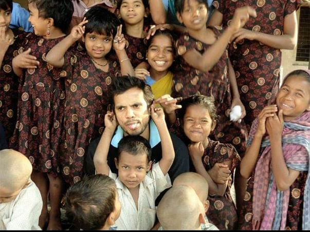 Help me to Support Education of Poor Children.