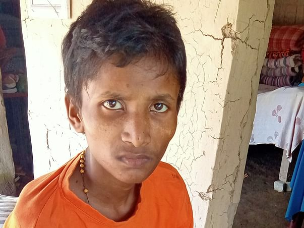 "Help Mathew fight his sickness ""Edema""swelling of body"