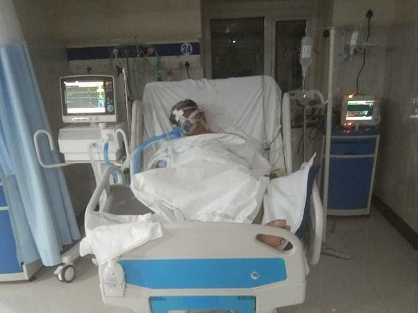 Help My father,he is suffering with left leg cellulities, HTN, AKI etc